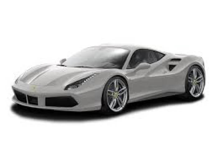Sports car rental in dubai for Ferrari